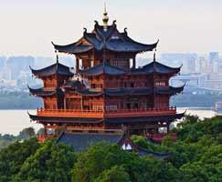 China Honeymoon Trip